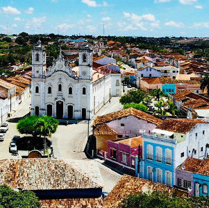 Penedo, an Inspiration for the Artist's Soul in Brazil
