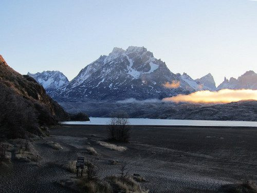 Four Days of Silence in Lago Grey, Patagonia