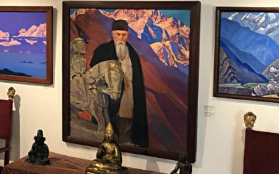 A Little Treasure in New York City: Nicholas Roerich Museum and the Neighborhood of Morningside Heights