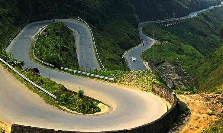 Traversing Neverland on a Motorbike: <br>Ha Giang Loop, Vietnam