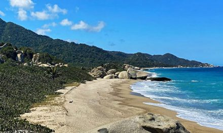 Parque Nacional Tayrona, Colombia: A Hundred Places in One