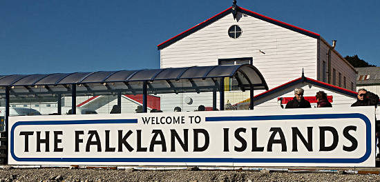 Fall in Love with the Falkland Islands