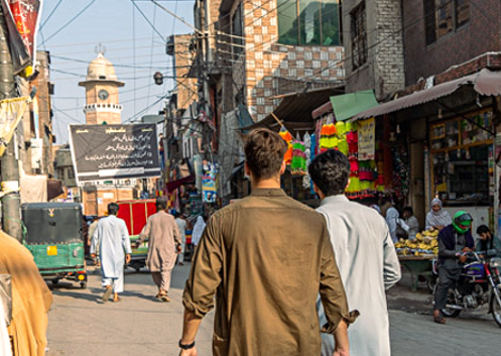 Heading to Pakistan? Don't Miss Out On Peshawar