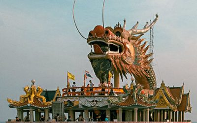 Wat Samphran, Thailand's Dragon Temple –A Real-Life Fairytale
