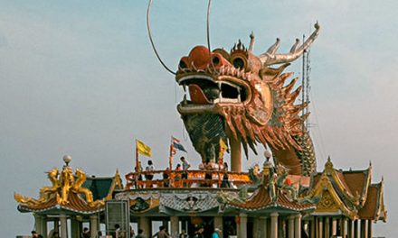Wat Samphran, Thailand's Dragon Temple –<br>A Real-Life Fairytale