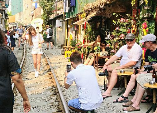 The Famous Hanoi Train Street