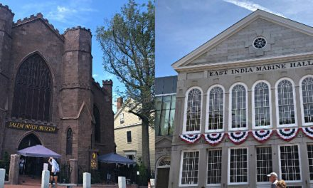 Essex Street in Salem: Discovering Witches and Mariners