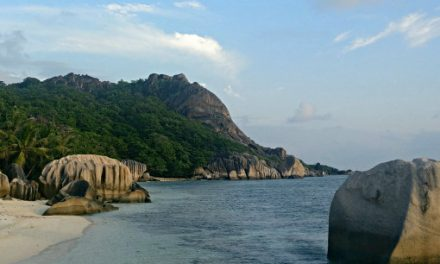 The Fabled Island of La Digue