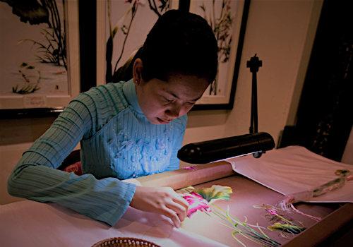 Hoi An, Vietnamese Hand Embroidery