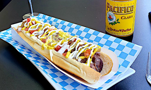 "Travel in Place: The ""Sonoran Dawg"""