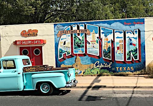 Keep Austin Texas Weird