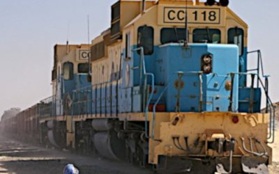 Mauritania – Rail Journey to Atar