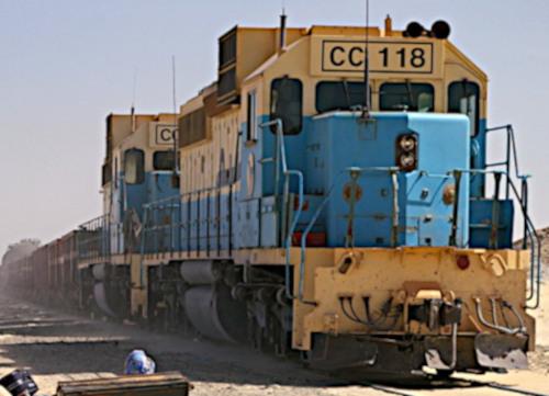 Mauritania – Rail Journey to Atar
