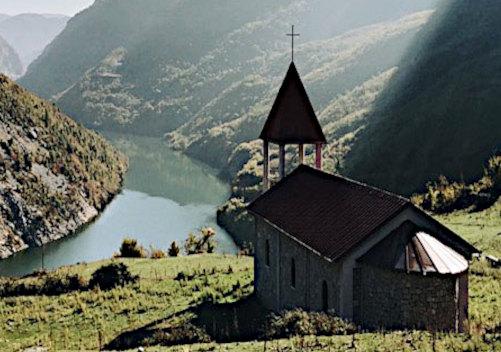 Navigating Northern Albania