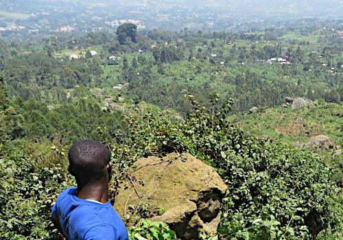 Living Quite Local in Mbale, Uganda
