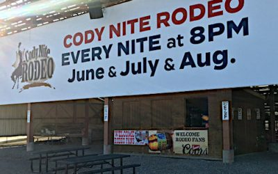 Finding Americana: The Cody Nite Rodeo