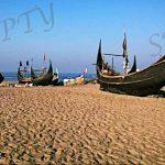 Cox's Bazar – Sea Foam and Salt Grains