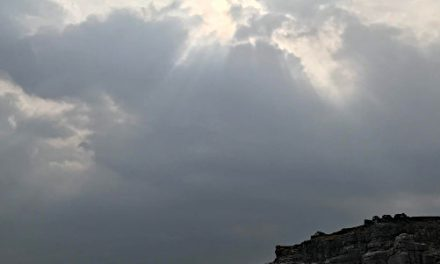 The Moody Skies of Malham