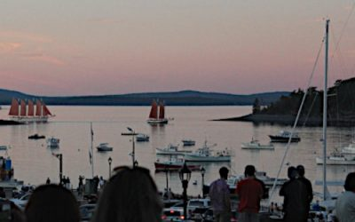 Bar Harbor- All things between sunrise and sunset